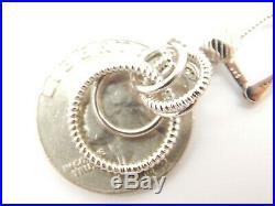 Judith Ripka Sterling Cubic Zirconia Circle Lever Back Dangle Earrings. 50 TCW