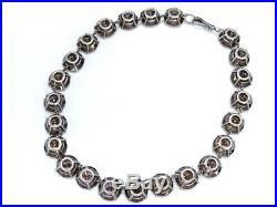 MNT BOTTEGA VENETA Necklace Collana Cubic Zirconia Color Stone 13160441000 K