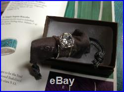 Silpada RARE SIZE 10 Queen for a Day Sterling CZ Ring NEW R2208 POPULAR Cubic