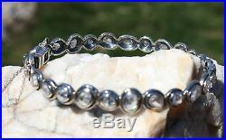 SilpadaBrilliance Sterling Silver & Cubic Zirconia BraceletB2710Fabulous