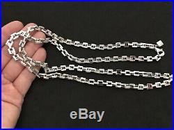 Sterling Silver Icejewlz Cubic Zirconia Chain. 35 inch