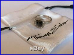 Thomas Sabo Cubic Zirconia sterling silver ring rrp £169